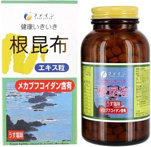 Комплекс с экстрактом фукоидана и ламинарии FINE JAPAN Fucoidan