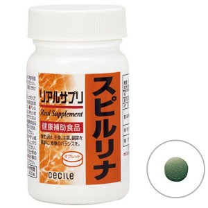 Спирулина Real Supplement Spirulina