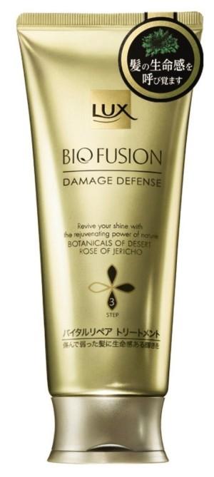Бальзам LUX BIO FUSION Damage Defense для восстановления волос