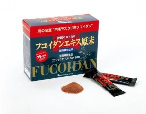 Концентрированный фукоидан в порошке Kanehide Bio Co Ltd FUCOIDAN