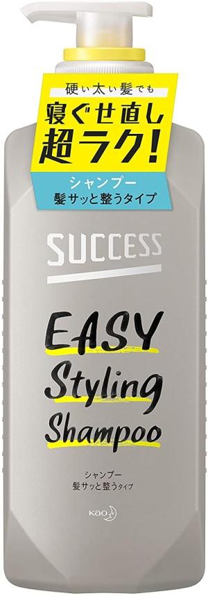 Мужской шампунь для объема волос Kao Success Shampoo
