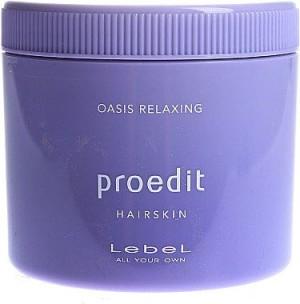 Увлажняющая крем-маска для волос и кожи головы Lebel Proedit Hair Skin Oasis Relaxing