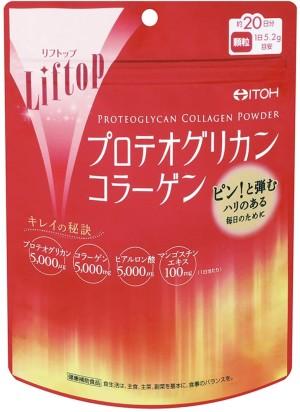 Коллаген + протеогликан ITOH для костей и суставов