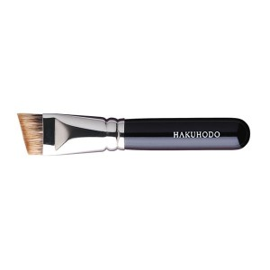 Кисть для бровей HAKUHODO Eyebrow Brush Angled G535
