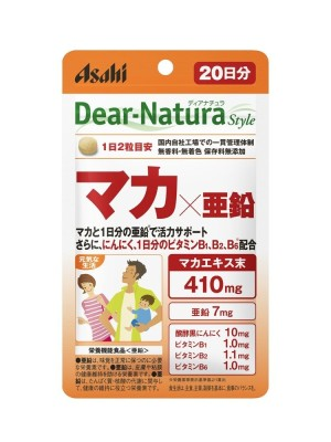 Мака и цинк Dear-Natura Asahi