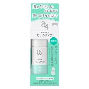 Дезодорант для чувствительной кожи Kao 8 × 4 Roll-on Sensitive
