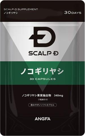 Комплекс против облысения с экстрактом пальметто ANGFA SCALP-D Saw Palmetto