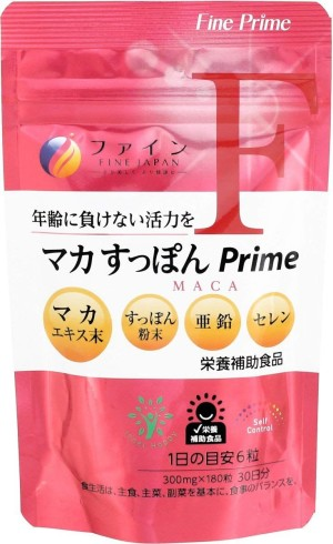 Комплекс с экстрактом маки Fine Japan Maca