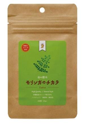 Экстракт листьев моринги 100% Moringa The Power Of Tablet