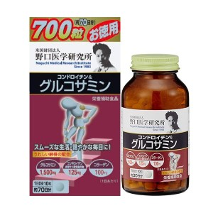 Комплекс с хондроитином и глюкозамином Meiji Noguchi Chondroitin & Glucosamine