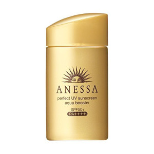 Солнцезащитный крем Shiseido Anessa Perfect UV Sunscreen Aqua Booster SPF 50+ PA++++