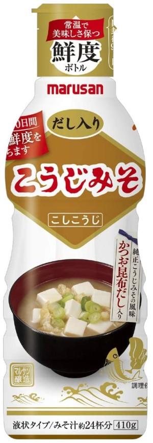 Жидкое мисо Marusan Freshness Koji Miso