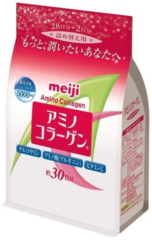 Амино - коллаген Meiji в сменной упаковке