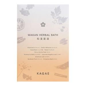 Смесь трав для ванны KAGAE Wakan Herbal Bath