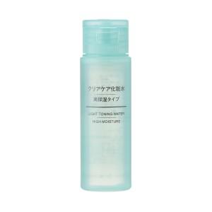 Интенсивно увлажняющий лосьон для проблемной кожи MUJI Light Toning Water High Moisture Cleansing Care