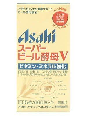 Тонизирующий комплекс с пивными дрожжами Asahi Super Brewer's Yeast