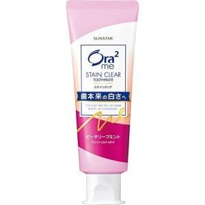 Отбеливающая зубная паста Sunstar ORA2 Me Stain Clear Toothpaste