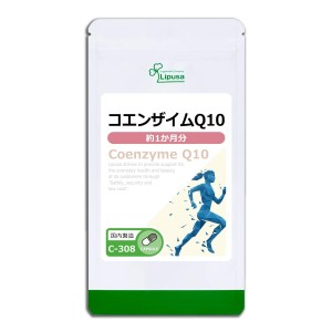 Коэнзим Q10 Lipusa Coenzyme Q10