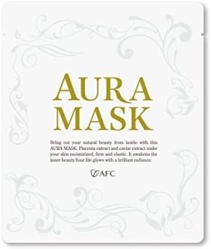 Гелевая маска для лица с омолаживающим эффектом AFC Aura Mask