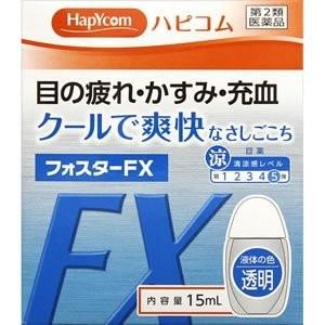 Капли для глаз Hapycom Foster FX