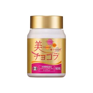 Комплекс для борьбы с основными признаками увядания Eisai Beauty Chocola 40+