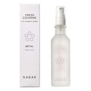 Арома-спрей для уверенности и позитива KAGAE Fresh Cologne Metal