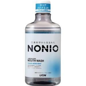Антибактериальный ополаскиватель для рта Lion NONIO Mouthwash