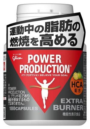 Комплекс для интенсивного сжигания жиров во время тренировок Glico Power Production Extra Burner