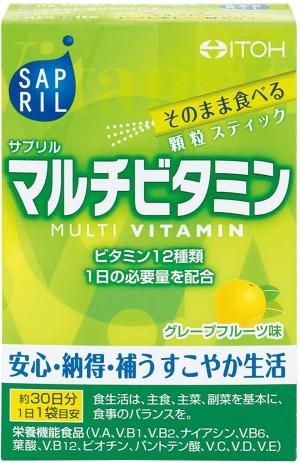 Мультивитамины ITOH Multivitamin