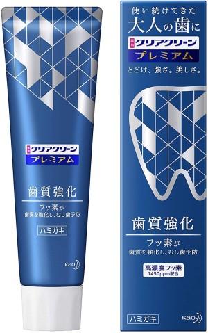 Лечебная зубная паста Kao Clear Clean Premium Medicated Toothpaste