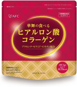 Омолаживающий комплекс с коллагеном и гиалуроновой кислотой AFC Hanamai Eating Hyaluronic Acid Collagen