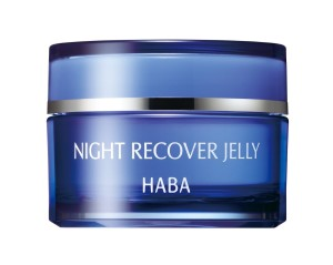 Ночное восстанавливающее желе Haba Night Recovery Jelly для лица