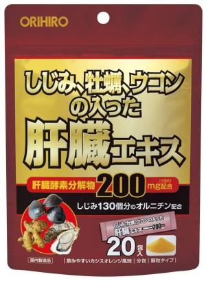 Экстракт устрицы Orihiro Shirami Oyster Liver Extract