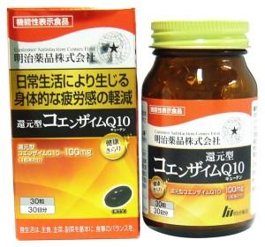 Восстановленный коэнзим Q10 Meiji Reduced Coenzyme Q10