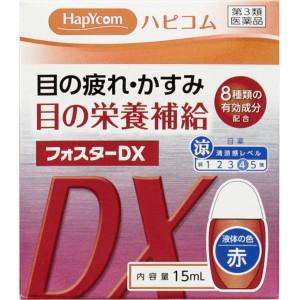 Возрастные капли для глаз Hapycom Foster DX