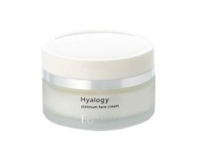 Увлажняющий крем для лица Hyalogy Platinum Face Cream FORLLE'd