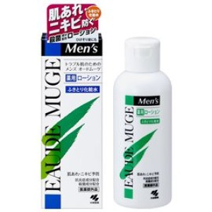Мужской лосьон для проблемной кожи Kobayashi Pharmaceutical Eaude Muge Medicated Men's Lotion