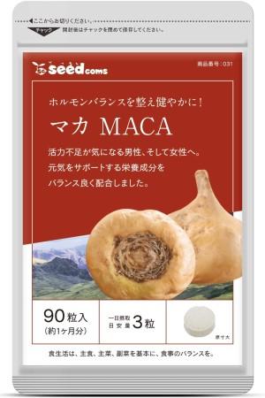 Комплекс с макой при возрастных изменениях женского здоровья SeedComs Maca