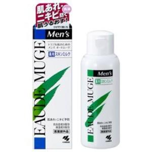Мужское молочко для проблемной кожи Kobayashi Pharmaceutical Eaude Muge Men's Medicated Skin Milk