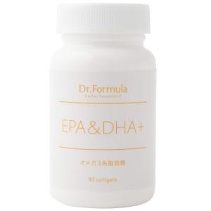 Комплекс с Омега-3 жирными кислотами Dr.Formula EPA&DHA+