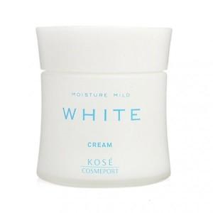 Осветляющий и увлажняющий крем Kose Moisture Mild White Cream