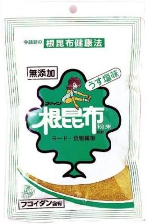 Порошок корня ламинарии FINE JAPAN Kelp Root Powder