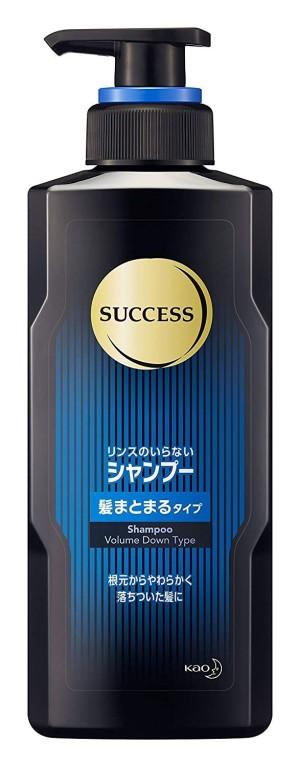 Безсиликоновый шампунь Kao Success Shampoo Hair