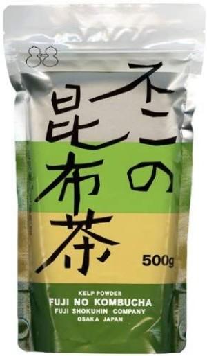 Чай из ламинарии Fuji Food Kelp Tea Kombucha