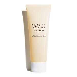 Очищающая пенка для улучшения текстуры кожи Shiseido Waso Ginza Tokyo Soft And Cushy Polisher