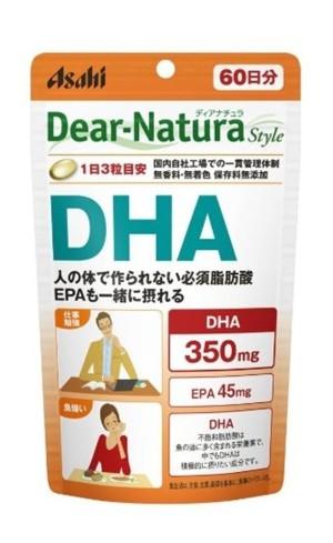 Омега-3 Dear-Natura Asahi на 60 дней