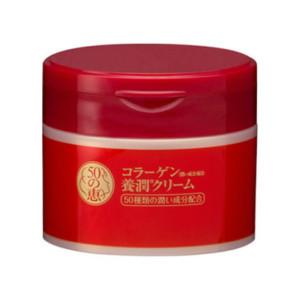 Омолаживающий крем для лица 50 Megumi ROHTO