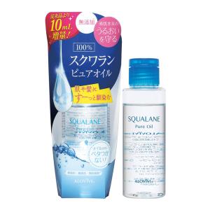 Натуральное масло сквалана для лица, тела и волос Alovivi Squalane Pure Oil