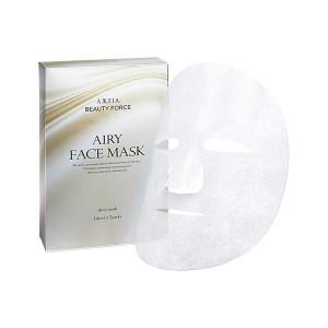 Увлажняющая маска для лица AXXZIA Beauty Force Airy Face Mask