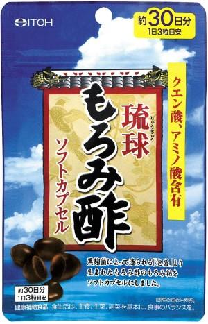 Комплекс аминокислот ITOH Ryukyu Moromi Vinegar Soft Capsule